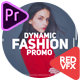 Dynamic Fashion Promo for - Premiere Pro - VideoHive Item for Sale