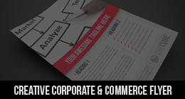 Creative Corporate & Commerce Flyer