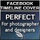 Photographer / Designer Facebook Timeline Cover - GraphicRiver Item for Sale