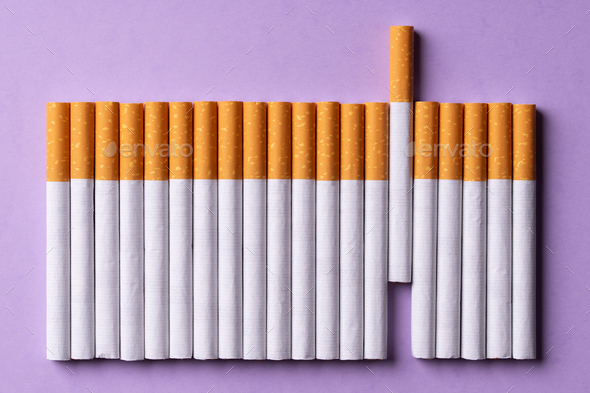 Cigarettes - Stock Photo - Images