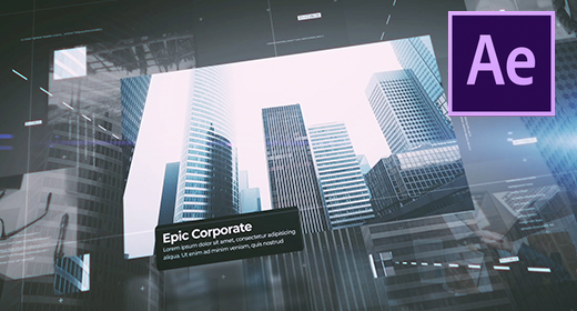 After Effects Corporate Slideshow