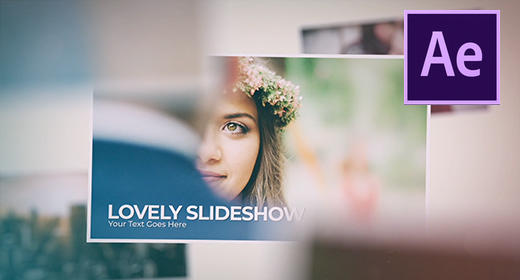 After Effects Photo Slideshow