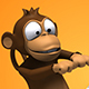 Monkey 3d Character - HipHop Dance (3-Pack) - VideoHive Item for Sale