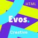 Evos - Creative Portfolio HTML Template