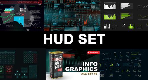 Hud set