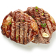 grilled steaks on white background - PhotoDune Item for Sale
