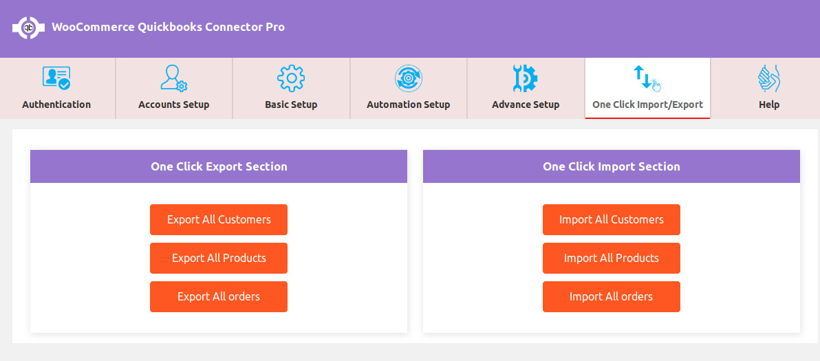 WooCommerce QuickBooks Connector Pro