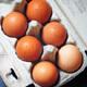 Open Egg Cracks