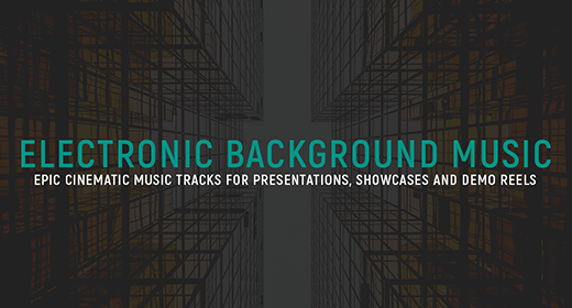 Electronic Background Music