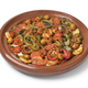 Traditional  Moroccan Tagine with sardines and vegetables - PhotoDune Item for Sale