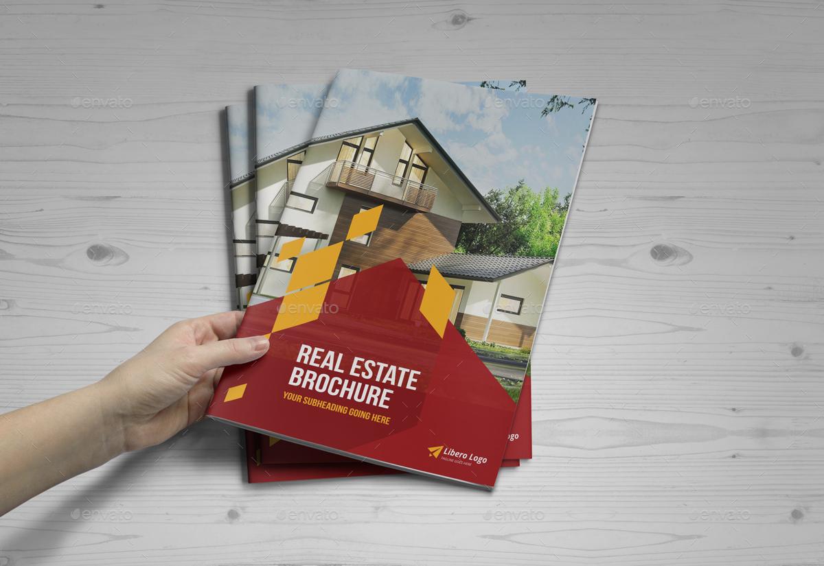 Real Estate Brochure Design v1
