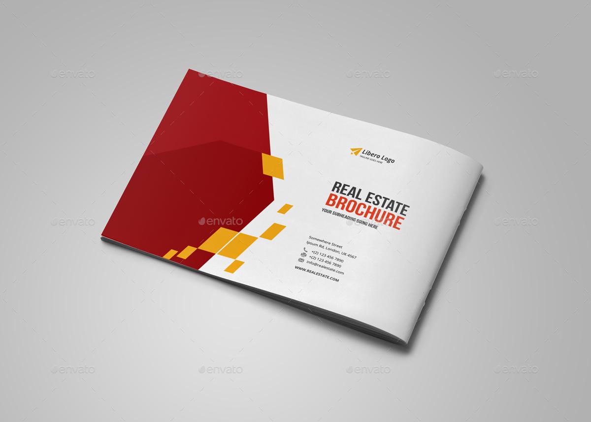 Real Estate Brochure Design v5