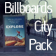 Billboards City Promo Pack - VideoHive Item for Sale