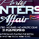Party Hunters Flyer Template - GraphicRiver Item for Sale