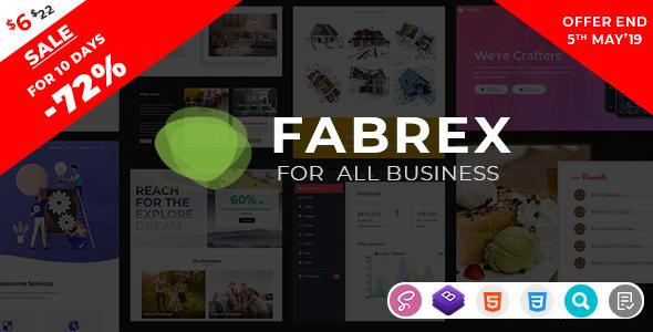 Fabrex – Multipurpose Business + Admin
