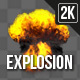 Ground Explosion 4 - VideoHive Item for Sale