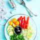 vegetables for salad - PhotoDune Item for Sale