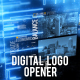Digital Logo - VideoHive Item for Sale