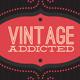 Trendy Vintage Vector Design Elements Set 3 - GraphicRiver Item for Sale