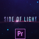 Side of Light Space Titles - VideoHive Item for Sale