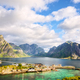 Fishing village in Lofoten Islands - PhotoDune Item for Sale