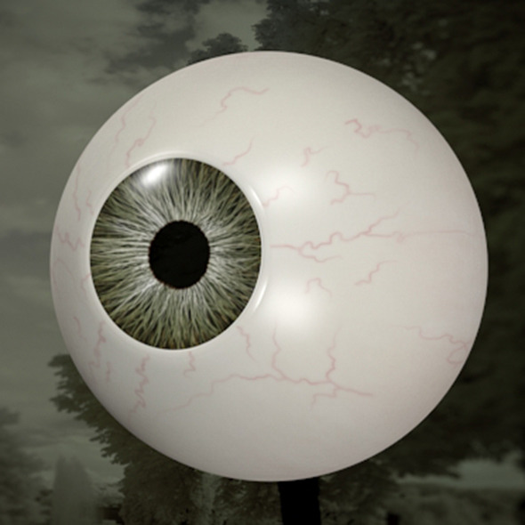 Eye With Texture Color Generator - 3DOcean Item for Sale