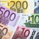 Full set of European money, a background  - PhotoDune Item for Sale