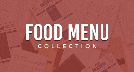 Food Menu Collection