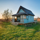 Thatched Cottage on the Norfolk Broads - PhotoDune Item for Sale