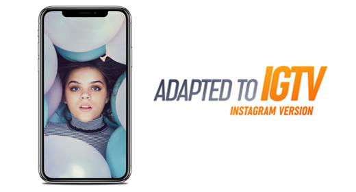 Instagram Intro Versions