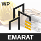 Emarat - Construction WordPress Theme