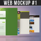 Web Mockup Pack #1 - GraphicRiver Item for Sale