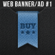 Web Banner/Ad Pack #1 - GraphicRiver Item for Sale