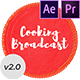 Cooking Broadcast Package - VideoHive Item for Sale