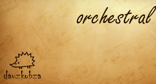 classical orchestral