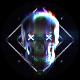 Skull Glitch Logo - VideoHive Item for Sale