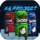Soda Commercial\Can and Bottle - VideoHive Item for Sale