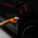 Car polish wax worker hands polishing car - PhotoDune Item for Sale