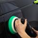 Polishing black car with a polishing machine - PhotoDune Item for Sale