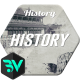 History Memories // Watercolor Brush Slideshow - VideoHive Item for Sale