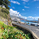 beautiful view of Funchal city road, Madeira, Portugal - PhotoDune Item for Sale