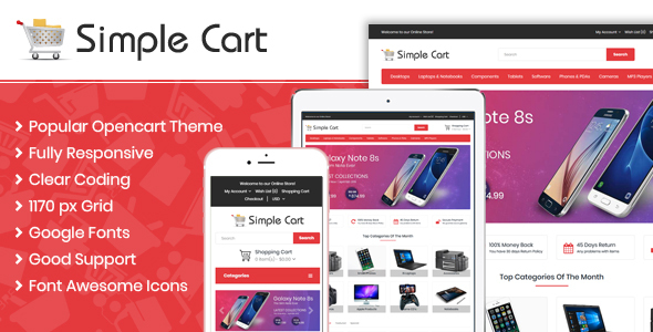 19 Best OpenCart Themes  for February 2019