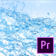 Exploding Liquid Logo Reveal – Premiere Pro - VideoHive Item for Sale