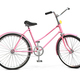 Bicycle on a white background. Retro bike. 3d rendering. - PhotoDune Item for Sale