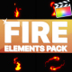 Fire Elements | Apple Motion - VideoHive Item for Sale