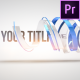 3D Streak Title 2 - VideoHive Item for Sale