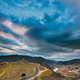 Mtskheta, Georgia. Sunset Sky Above Jvari, Georgian Orthodox Mon - PhotoDune Item for Sale