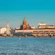Helsinki, Finland. Panoramic View Of Helsinki Cathedral, Preside - PhotoDune Item for Sale