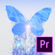 Splashing Butterfly Logo Reveal - Premiere Pro - VideoHive Item for Sale