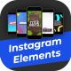 Instagram Elements - VideoHive Item for Sale